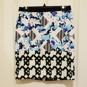 Univeral MODERN style Peter Pilotto skirt, size 8